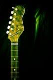 unikalna artystyczna gitara Obraz Stock