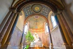 Unikalna kaplica Zdjęcia Royalty Free