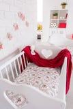 Unikalny łóżko dla unikalnego dziecka Fotografia Stock