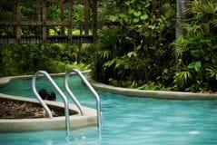 Unikalny Pływacki basen Obrazy Royalty Free