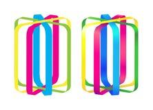 unikalny projekta logo Zdjęcie Stock
