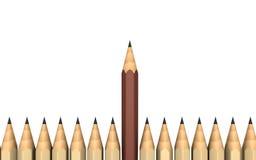 Unikt begrepp vektor illustrationer