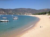 Unikt landskap i Korsika royaltyfri foto