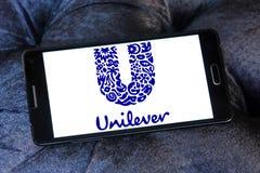 Unilever logo Royalty Free Stock Photography