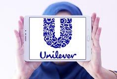 Unilever logo Royalty Free Stock Image