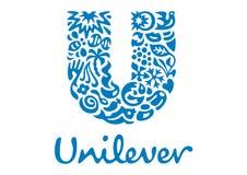 Unilever Logo Vector royalty-vrije illustratie
