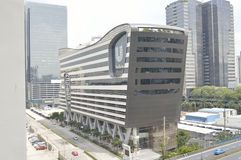Unilever office in thailand Stock Image