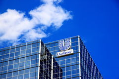 Unilever Sign Royalty Free Stock Photography