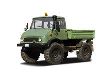 Unimog-LKW Stockbild
