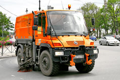 Unimog U400 Stock Photography