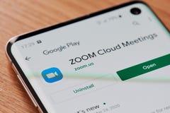 Free Uninstall Zoom Cloud Meeting Stock Photo - 177642040