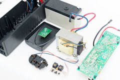 Uninterruptible power supply Stock Images