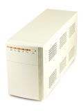 Uninterruptible power supply system Stock Image