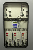 Uninterruptible Power Supply (UPS). Equipment in industry Royalty Free Stock Image