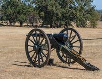 Union Army Cannon Stock Photos