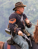 Union Army Scout Stock Image