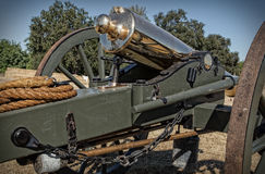 Union Artillery Royalty Free Stock Photography