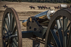 Union Artillery Royalty Free Stock Photo