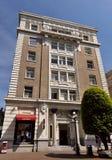 Union Bank del edificio de Canadá, Victoria, A.C., Canadá Foto de archivo libre de regalías