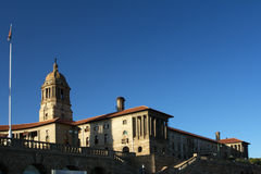 Union Buildings. The Union Building in Pretoria, the capital of South Africa Royalty Free Stock Image