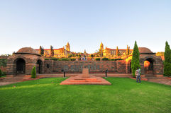 Union Buildings, Pretoria at Sunset Stock Photos