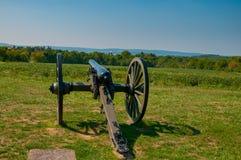 Union Cannon McPhereson`s Ridge stock photos