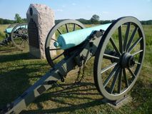 Union Canons Stock Photo
