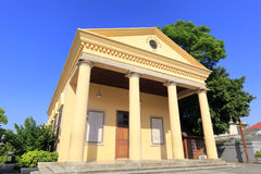 Union church in gulangyu island, xiamen city, china Royalty Free Stock Photo