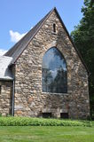 Union Church of Pocantico Hills in New York State Royalty Free Stock Photos