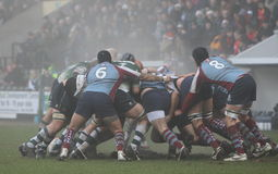 Union de rugby Photo stock
