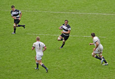 Union de rugby chez Twickenham Photo libre de droits