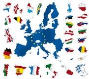 Union européenne illustration libre de droits