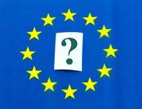 Union européenne Photographie stock