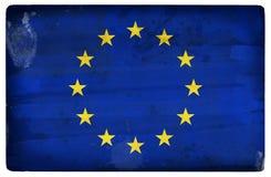 union européenne d'indicateur Image stock