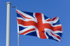 Union Flag Royalty Free Stock Photos