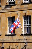 Union flag, Chipping Campden. Stock Images