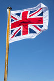 Union Flag Flying Stock Images