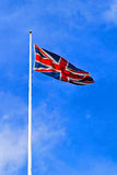 Union Flag Royalty Free Stock Photo