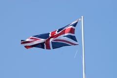 The Union Flag. UK. Royalty Free Stock Photo