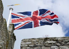 Union flag 2 Royalty Free Stock Images