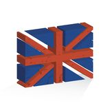 Union Jack Photographie stock libre de droits