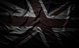 Union Jack ilustração royalty free