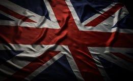 Union Jack ilustração stock