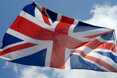 Union jack Stock Image