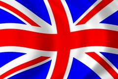Union Jack Image stock
