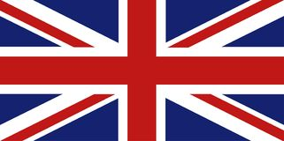 Union Jack Photographie stock