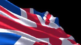 Union Jack royalty ilustracja