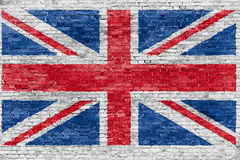 Union Jack Fotos de Stock Royalty Free