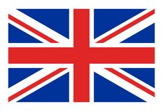 Union Jack. An illustration of union jack flag