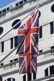 Union Jack fotografie stock libere da diritti